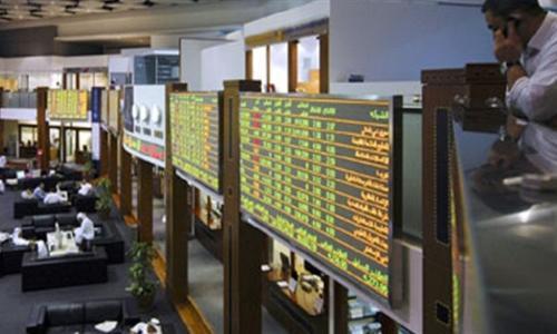 1.59 مليار درهم قيمة تداولات سوق دبي المالي