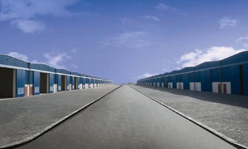 مدينة دبي الصناعية تستقطب 158 شركة خلال العام 2013