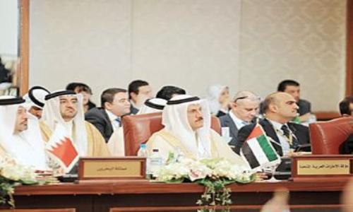 المنصوري يؤكد حرص الإمارات على دعم العمل العربي المشترك