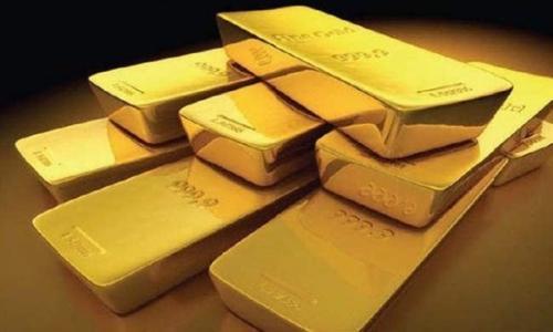 الذهب يهبط بنسبة 1 %