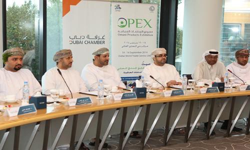 دبي تستضيف معرضًا للمنتجات العُمانية في سبتمبر المقبل