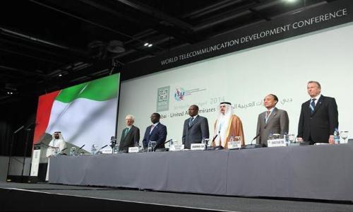 بدء أعمال المؤتمر العالمي لتنمية الاتصالات 2014 في دبي