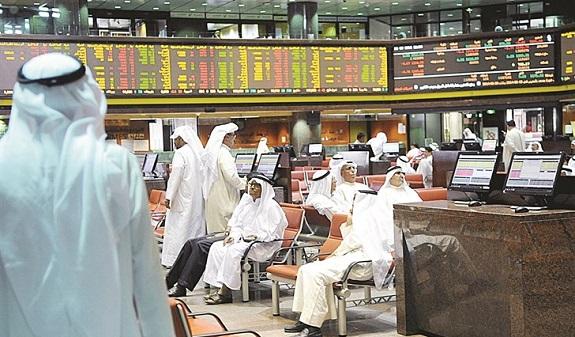 مؤشر الأسواق الإماراتية يواصل انخفاضه