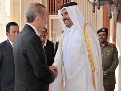 اتفاق قطري تركي على إنشاء مجلس للتعاون الاستراتيجي