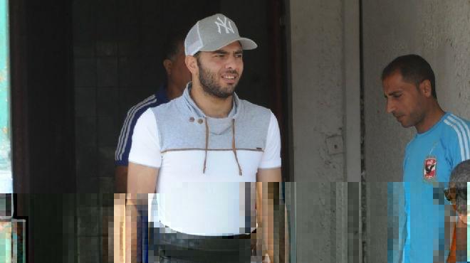 حبس اللاعب المصري عماد متعب 6 أشهر