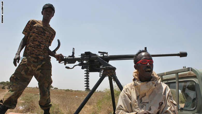 واشنطن تعلن عن تنفيذ عملية عسكرية في الصومال