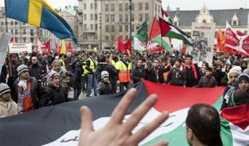 السويد تعترف رسميا بدولة فلسطين والجامعة العربية ترحب