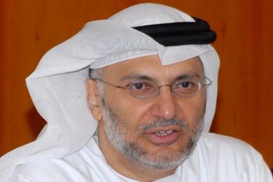 قرقاش: الإخوان يستغلون دماء أبناء غزة سياسياً