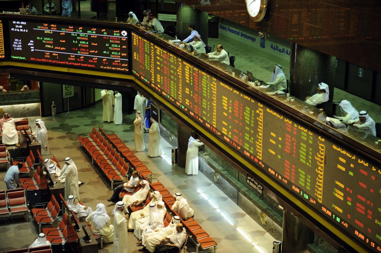 دول الخليج تتجه لتقليص مخصصات الاستثمار في الأوراق المالية