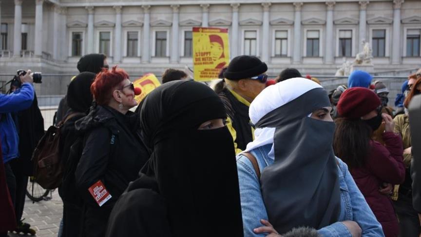 الدنمارك تحظر ارتداء النقاب في الأماكن العامة