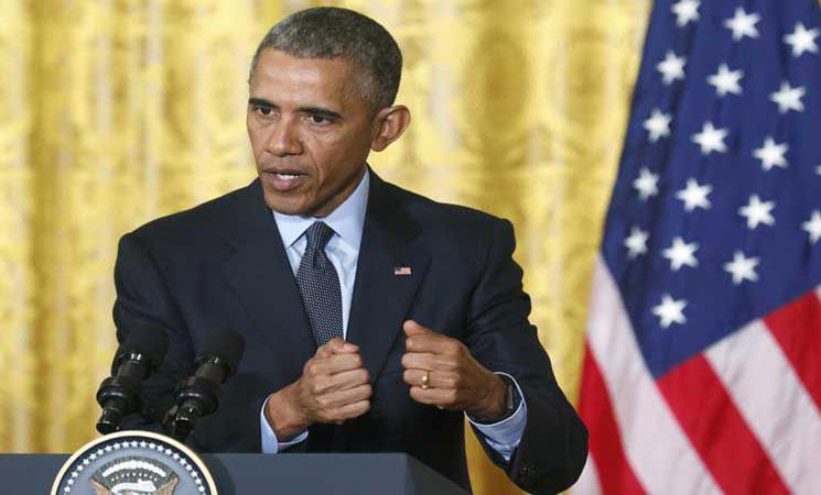 أوباما يسمح بتمديد العقوبات ضد إيران ولكنه يرفض التوقيع على القانون