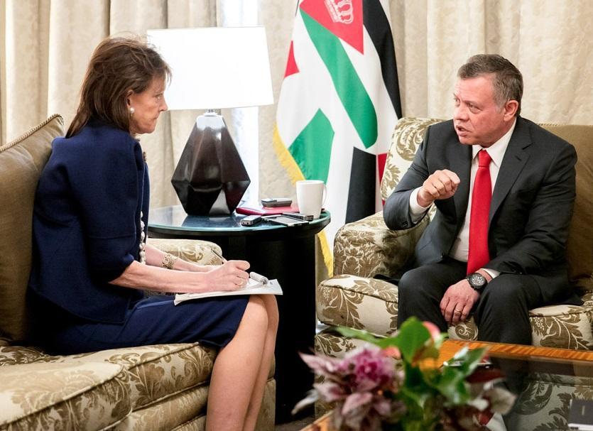 العاهل الأردني: الروس سيقايضون نظام الأسد بشبه جزيرة القرم