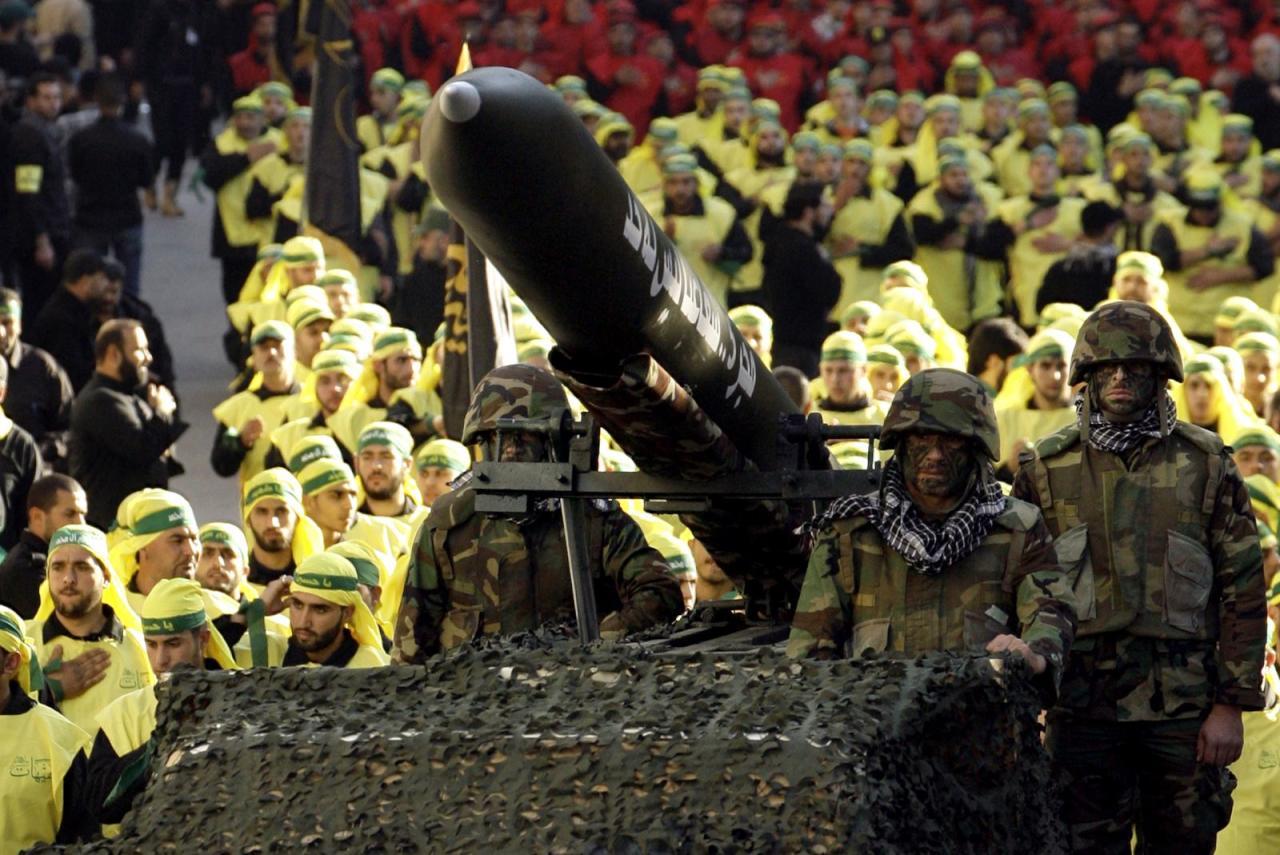 قريبا..تقرير أمريكي يصنف حزب الله منظمة إجرامية عابرة للحدود