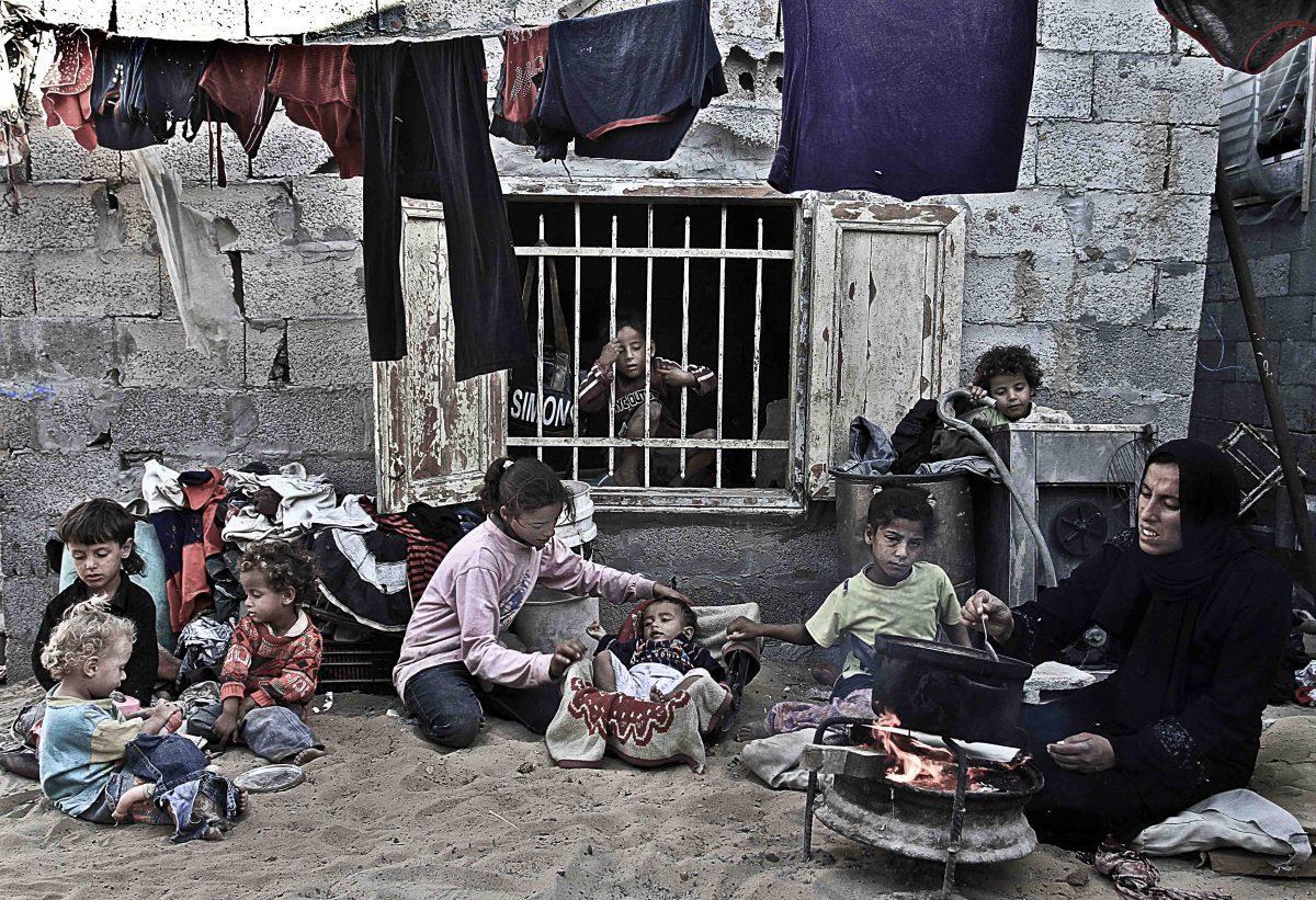 80 % من سكان غزة تحت خط الفقر.. والبطالة تتجاوز 50%