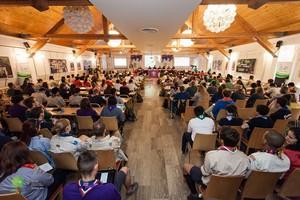 الإمارات تشارك بمنتدى الشباب الكشفي العالمي الثاني عشر