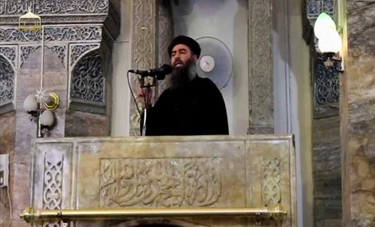 """حملة للتخلص من شواهد تنظيم الدولة في الموصل وأولها """"مسجد البغدادي"""""""