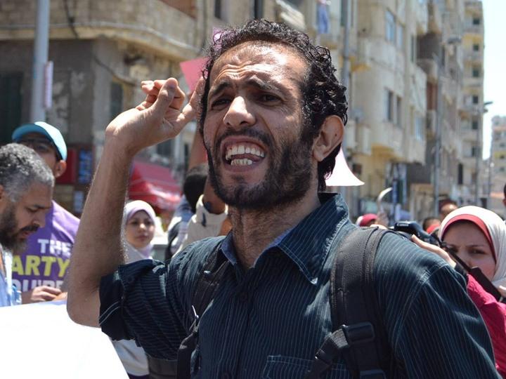 أمن  السيسي يستبق مظاهرات 25 أبريل بحملة اعتقالات واسعة النطاق
