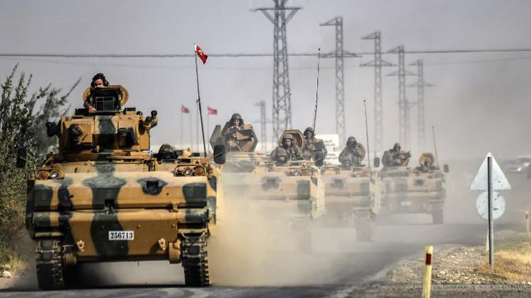أنقرة: درع الفرات قد تتوغل أكثر في سوريا