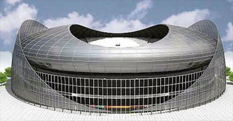 قطر تكشف عن تصميم ملعب جديد لاستضافة مونديال 2022