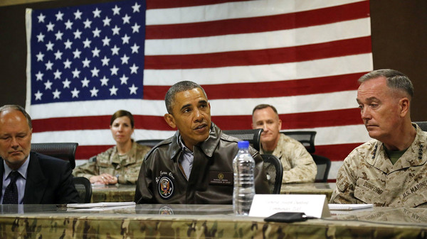 أوباما يقوم بزيارة مفاجئة إلى أفغانستان