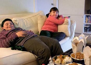 زيادة وزن الطفل قد تشير لقصور الغدة الدرقية