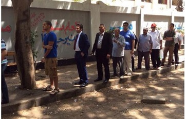 رئاسية مصر: اقبال ضعيف والحكومة تعلن اليوم إجازة لزيادة المشاركة