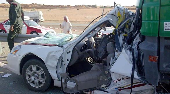 30 حالة وفاة مرورية برأس الخيمة في خمسة أشهر
