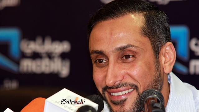 الهلال السعودي يقيل مدربه سامي الجابر