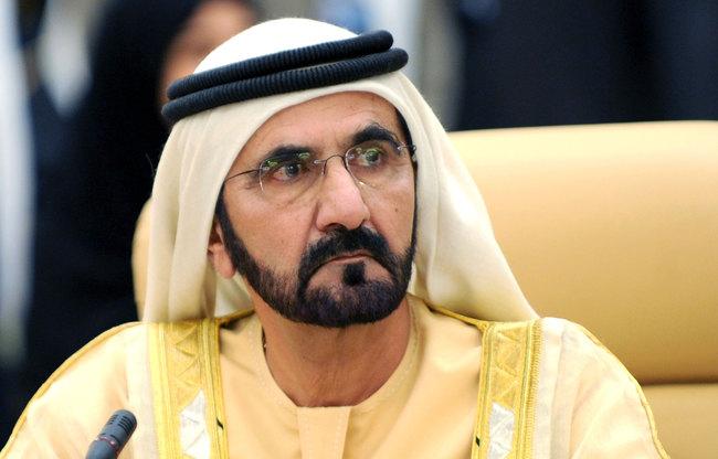 محمد بن راشد يعدل قانون مركز دبي المالي العالمي