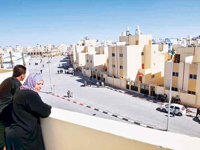 الهلال الأحمر الإماراتي ينفذ مشاريع خدمية في فلسطين