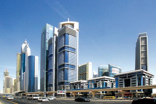 زيادة المستثمرين الصينيين في عقارات دبي
