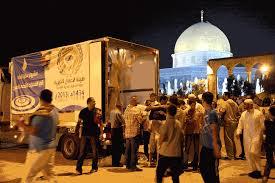البدء بتنفيذ مبادرة سقيا الإمارات في المسجد الأقصى