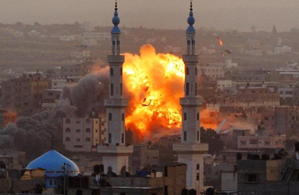 إسرائيل تلوح بـخطة شاملة لضرب غزة