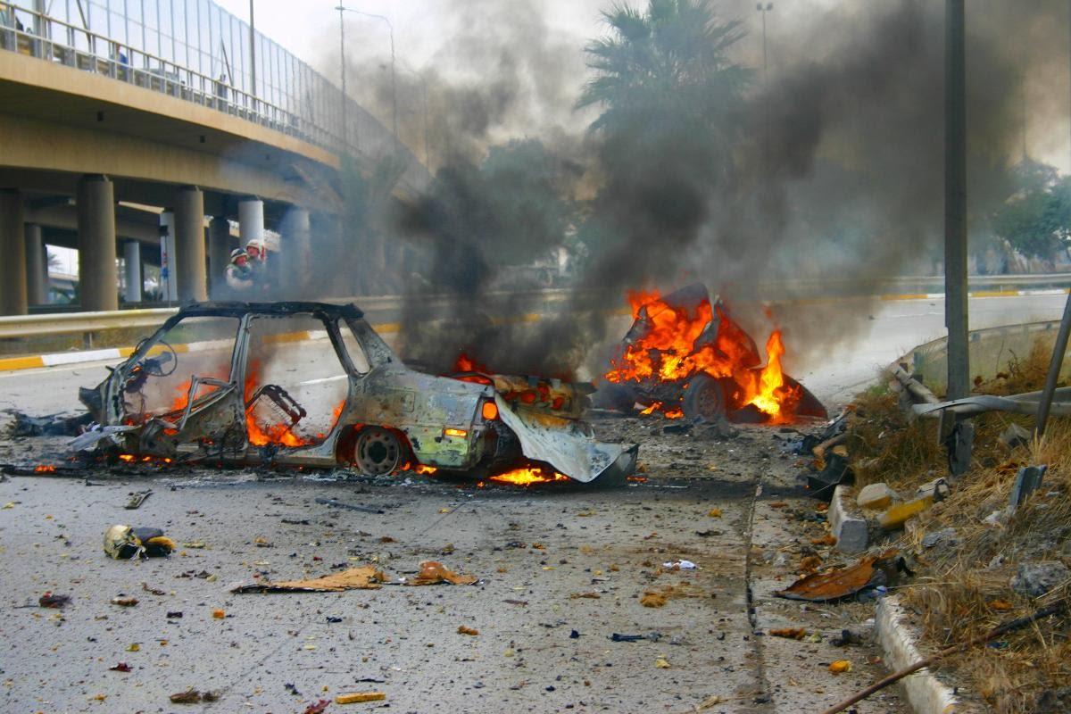 تنظيم الدولة يعلن مسؤوليته عن تفجير في وسط بغداد خلف 3 قتلى