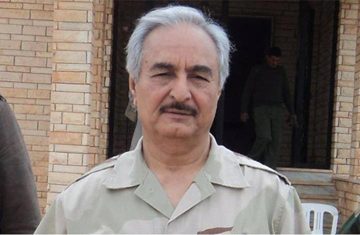 اللواء حفتر ينجو من محاولة اغتيال شرق ليبيا