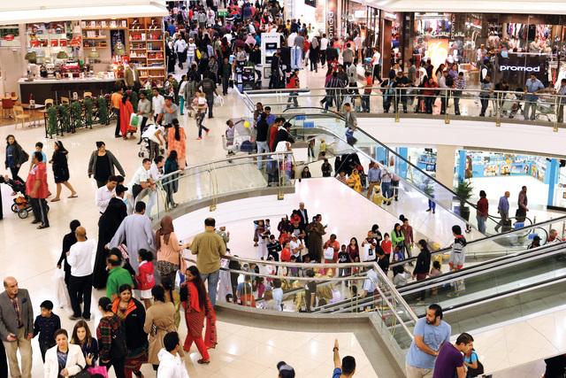 دبي الثانية عالمياً في تجارة التجزئة