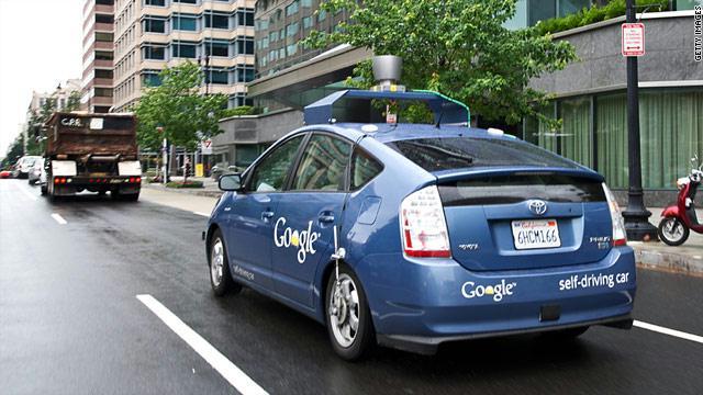 غوغل تكشف عن سيارة ذاتية القيادة