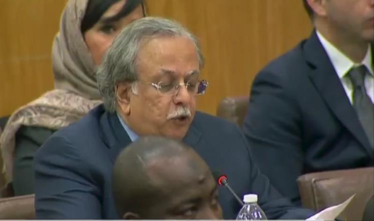 سجال بين مندوبي إيران والسعودية بالأمم المتحدة