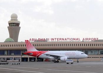 15 % الزيادة المتوقعة لحركة المسافرين عبر مطار أبوظبي خلال الصيف