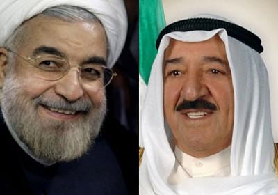 طهران والكويت توقعان عددًا من اتفاقيات التعاون