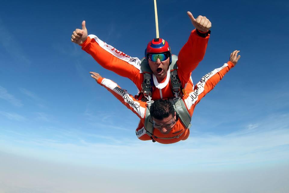 الإمارات تستضيف مونديال الرياضات الجوية العالمي