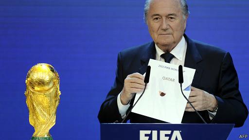 لقاء بين محقق الفيفا ومسؤولي ملف قطر لكأس العالم