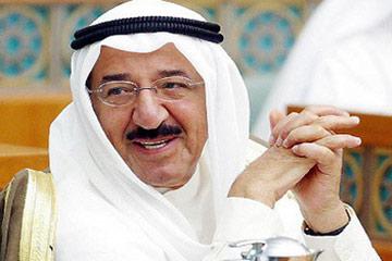 أمير الكويت يختتم زيارته لطهران