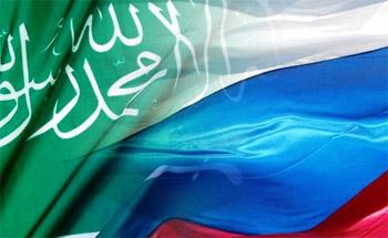 الرئيس الروسي يلتقي وزير الخارجية السعودي
