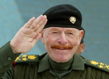الدوري يدعو العراقيين إلى توحيد الجهود وتحرير بغداد