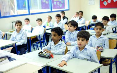 75 % من المدارس الخاصة بدبي ضعيفة في اللغة العربية