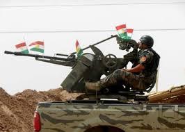 بريطانيا تدرس إرسال أسلحة لقوات البشمركة في العراق