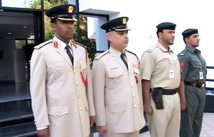 شرطة دبي في زي عسكري جديد قريبًا
