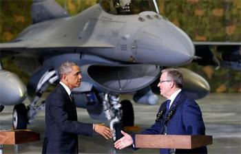 خطة أمريكية للحفاظ على أمن أوروبا الشرقية بمليار دولار