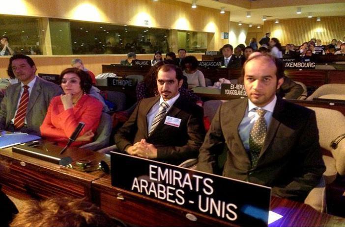 الإمارات تحظى برئاسة الجمعية العمومية للتراث في اليونسكو
